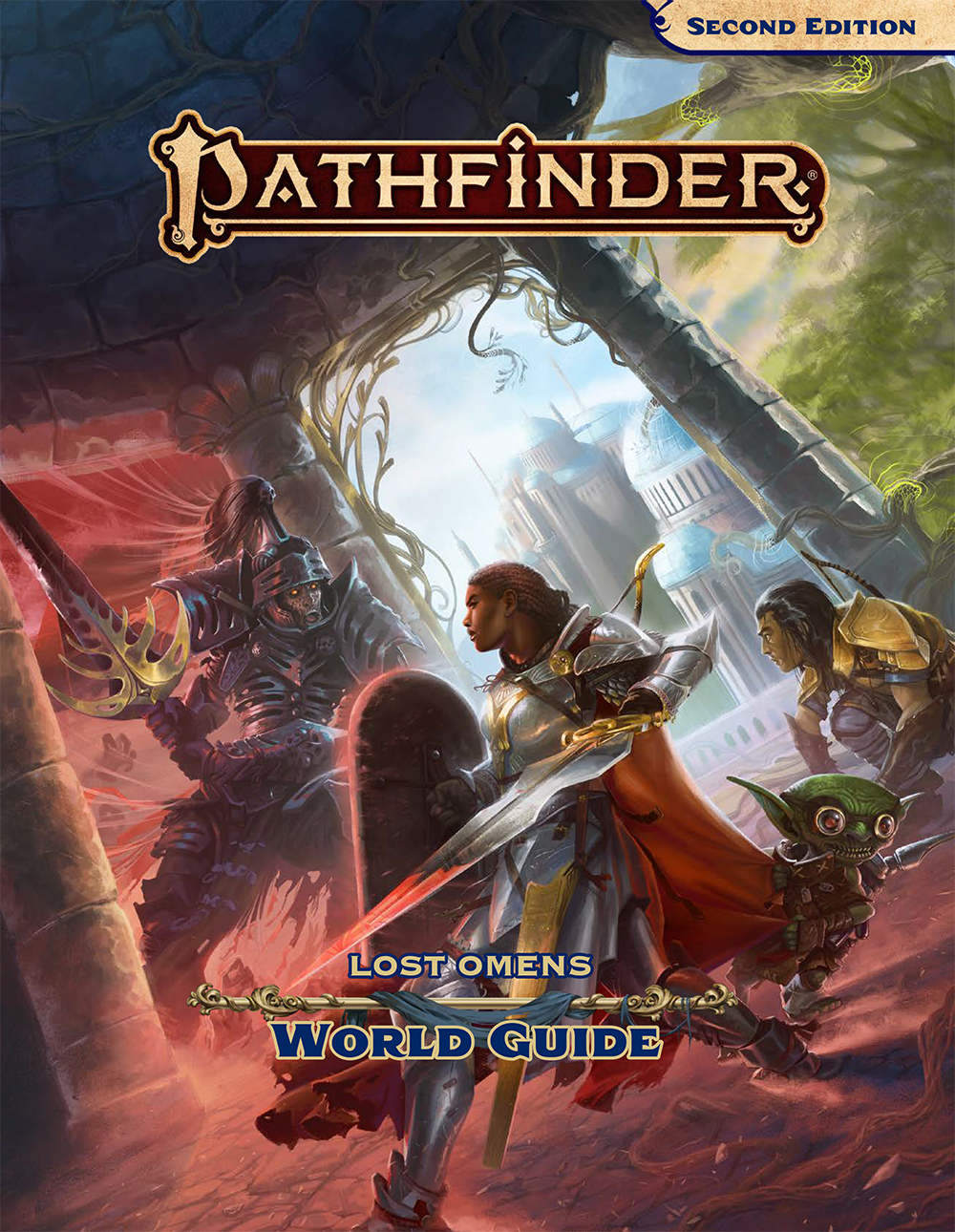 A Plethora of Pathfinder! – Lone Wolf Development